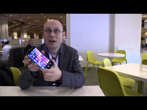 VIDEO: Hands On With the LG G Flex for Sprint