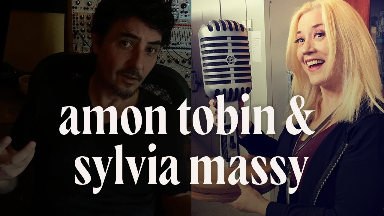 July 30th: Amon Tobin chats with legendary producer Sylvia Massy