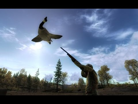 Swedish Gameplay (Hunting Canada Geese) The Hunter 2015