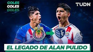 El legado de Alan Pulido en Chivas, llega al Sporting Kansas City de la MLS | TUDN