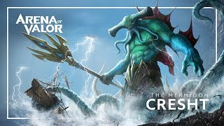 Cresht: Hero Spotlight | Gameplay - Arena of Valor