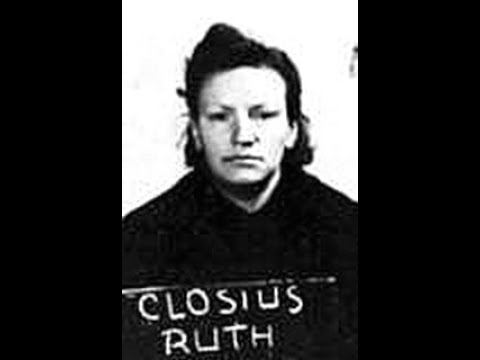 6 Facts about Notorious Nazi Ruth Closius-Neudeck