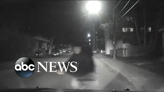 Officer Ambushed by Gunman [CAUGHT ON TAPE]