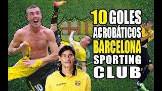 10 GOLES ACROBÁT COS DE BARCELONA SPORT NG CLUB