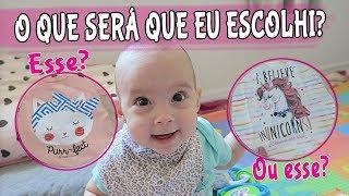 LARISSA ESCOLHEU O TEMA DO SEU MESVERSÁRIO DE 7 MESES   Priscila Simões thumbnail