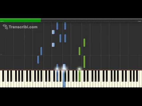 Glenn Morrison feat. Islove – Goodbye (How To Play On Piano)
