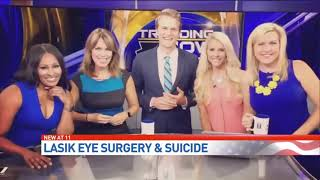 Dr. Ken Maller on CBS Channel 12 News