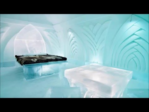 The Amazing Icehotel, Sweden