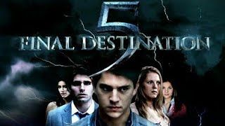 Final destination 5 full movie, Final destination 5 death movie scene, Nicholas d'agosto, Emma Bell,