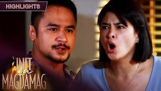 Rita and Peterson shout at each other | Init Sa Magdamag