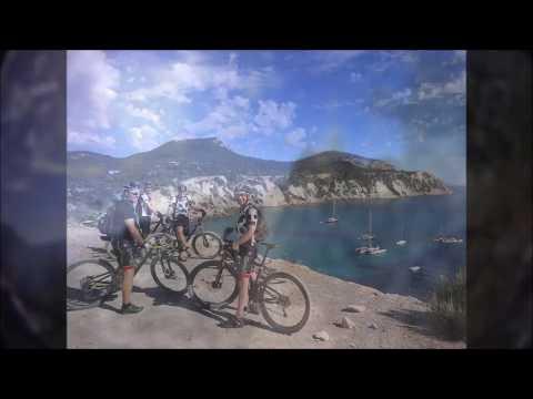 Mountainbike Ibiza - Cala Carbo - West coast