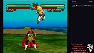 [PSone] Dragonball Z: Ultimate Battle 22 - Random Late Nite Stream