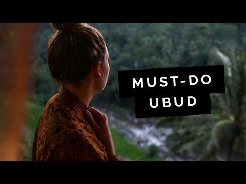 MUST Do: UBUD Travel Guide | Little Grey Box