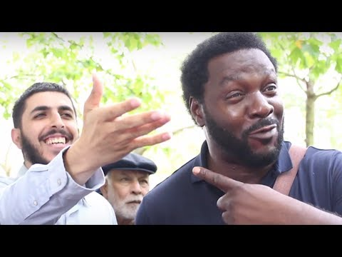 ALI DAWAH & BIGBRO DISCUSS MUSLIMS & ISLAM || SPEAKERS CORNER