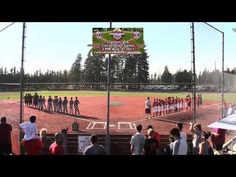2017 Pee Wee Reese World Series Championship Game