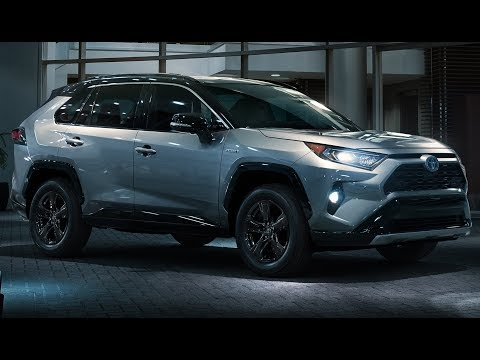 2019 Toyota RAV4 Hybrid – Features, Design, Interior And Driving