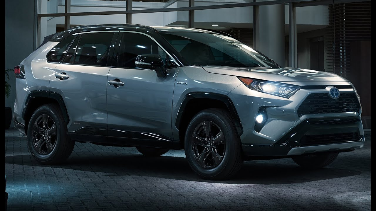 2019 Toyota Rav4 Hybrid Features Design Interior And Driving