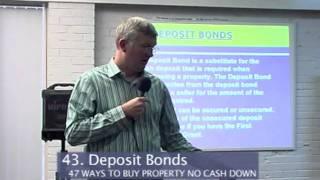 The Property King-Sean Summerville Deposit Bonds Part 43