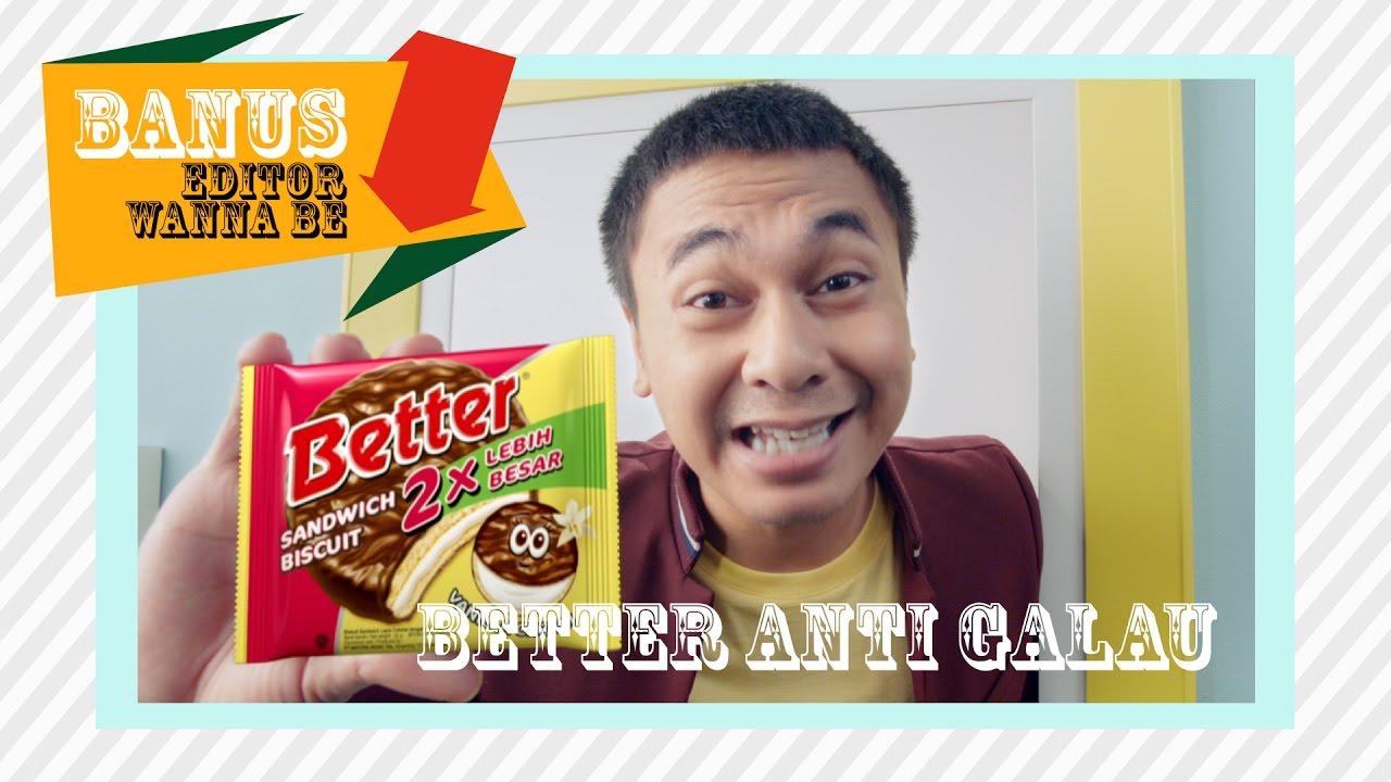 Iklan Better Anti Galau 30s Raditya Dika Youtube