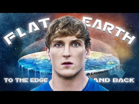 Brodee - Logan Paul's Flat Earth Movie Is Here and Well... sigh... Just Wow.