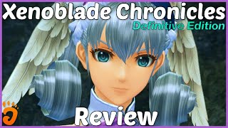 Review: Xenoblade Chronicles: Definitive Edition (Nintendo Switch) (Video Game Video Review)