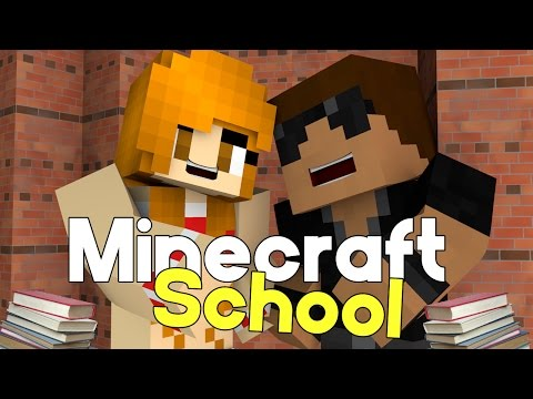 First Girlfriend | Minecraft School [S1: Ep.4 Minecraft Roleplay Adventure]