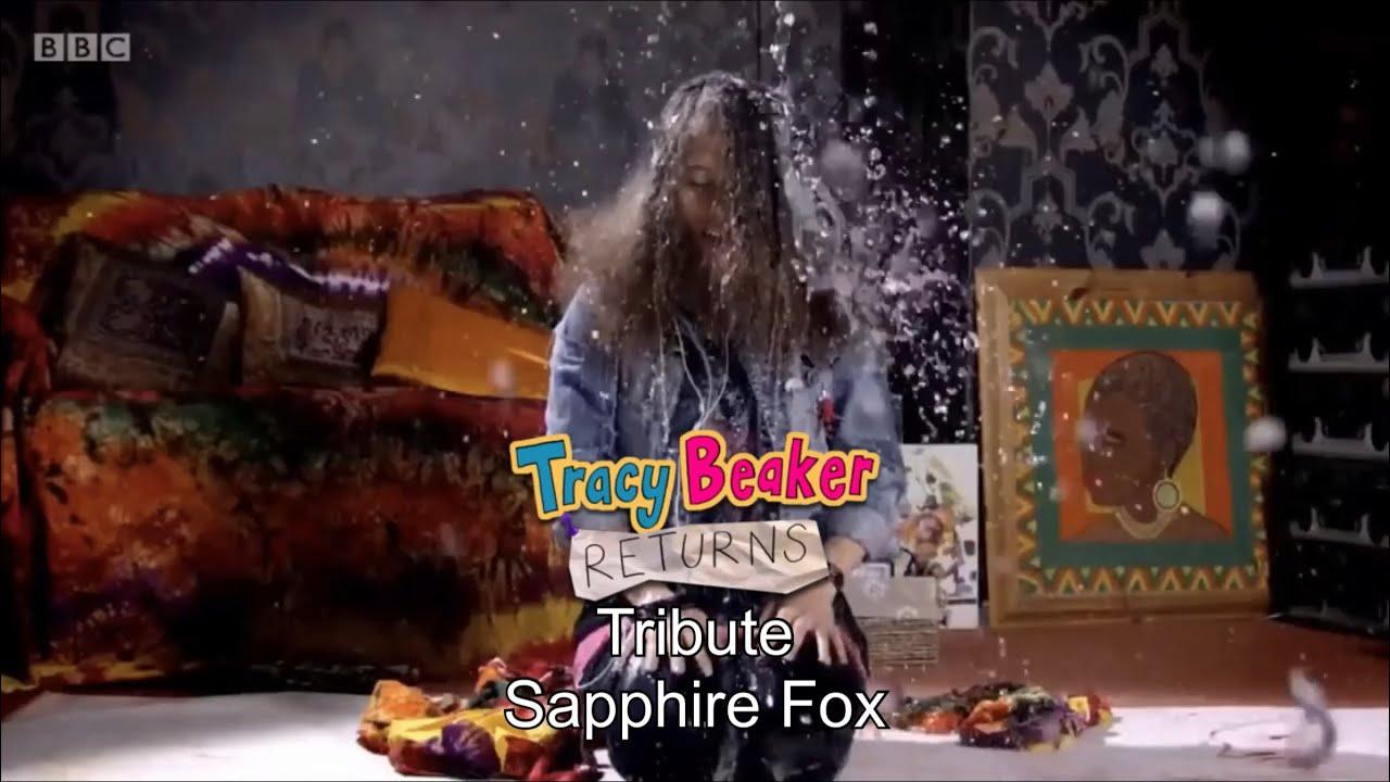 Tracy Beaker Returns Tribute Sapphire Fox Youtube