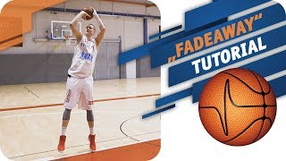 Fadeaway like Dirk Nowitzki - Tutorial feat. Robin Benzing | easyCredit Basketball Bundesliga