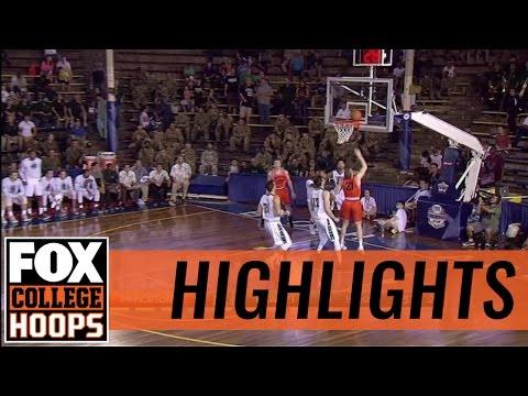 Princeton defeats Hawaii in Pearl Harbor Invitational | 2016 COLLEGE BASKETBALL HIGHLIGHTS