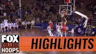 Princeton defeats Hawaii in Pearl Harbor Invitational | 2016 COLLEGE BASKETBALL HIGHLIGHTS