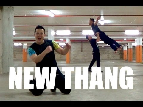 NEW THANG - Redfoo Dance Choreography | Jayden...