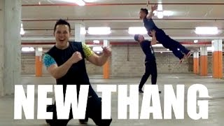 Video NEW THANG - Redfoo Dance Choreography | Jayden Rodrigues NeWest download MP3, 3GP, MP4, WEBM, AVI, FLV November 2017
