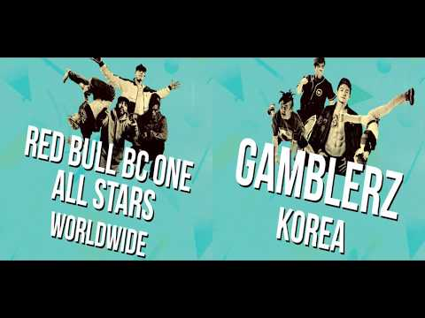 Crew Semi | Red Bull BC One All Stars VS Gamblerz | Day-3 | 2017 BBIC World Final | LB-PIX