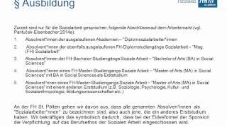 Ch. Haselbacher: Mehr Macht für wen? Kommentare zu einem Berufsgesetz Soziale Arbeit