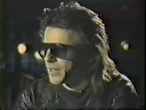 Frank Marino Mahogany Rush 1986 New Music TV Show