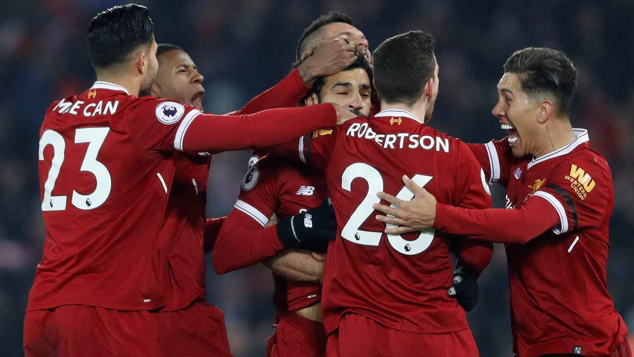 Liverpool And Mohamed Salah Put Thrilling End To Manchester