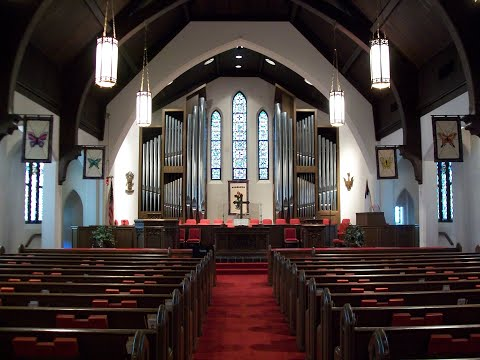 Trinity United Methodist Church, Hutchinson, KS from YouTube · Duration:  43 minutes 30 seconds