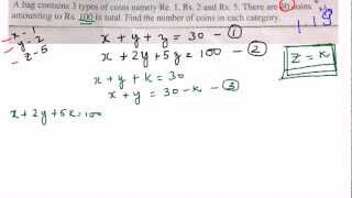 TN Std 12 Maths Important 10 Marks TN - Chapter - 1 Matrices Example 1.19