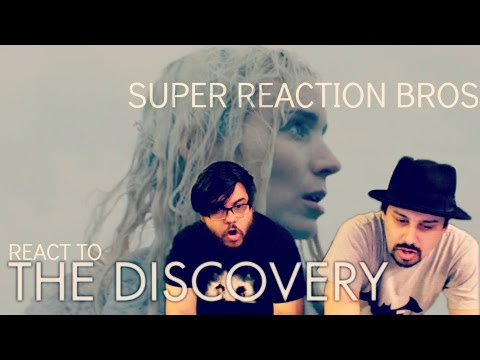 SUPER REACTION BROS REACT & REVIEW The Discovery Official Netflix Trailer!!!!