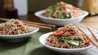 Noodle Recipes - How To Make Peanut Noodles