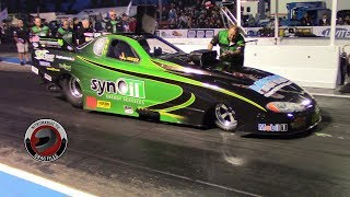 2016 IHRA Rocky Mountain Nationals Part 23: (Nitro Funny Car Final Qualifying)