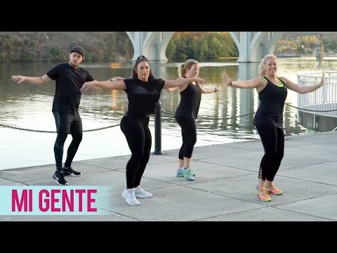 J Balvin, Willy William - Mi Gente Ft. Beyonce (Dance Fitness With Jessica)