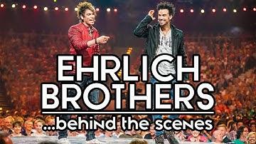 Backstage mit den Ehrlich Brothers   Behind The Scenes [Deutsch]