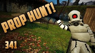 Great Fails & 'The Master Plan'! (Prop Hunt! #341)