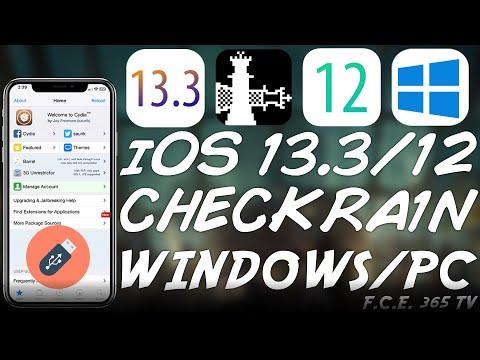 iOS 13.3 / 13.2 / 13.0 CheckRa1n JAILBREAK How To Make CheckRa1n Bootable Drive (Ra1nUSB) On WINDOWS