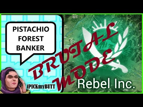 Rebel Inc Ios [Pistachio Forest] Brutal Mode - Banker