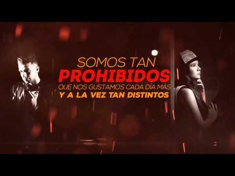 "Tatiana ""La Baby Flow"" - Prohibidos ft. DVX (Lyric video)"