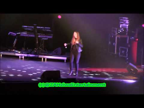 No Method -  Let Me Go Live Performance  at The #UniteInHope Benefit Concert