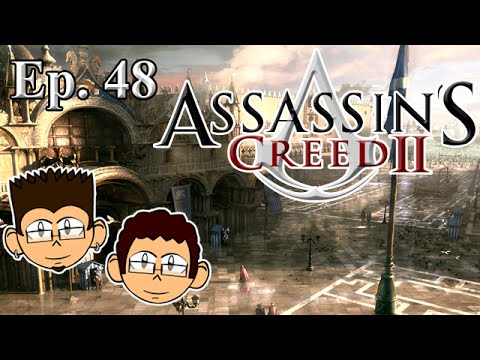 MNPG - Assassin's Creed II Ep. 48 - Sumerian Math