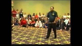 Grandmaster Bobby Toboada demonstration for the WHFSC in 2000